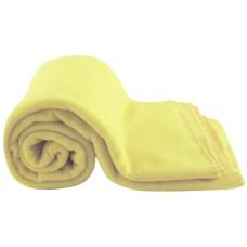 Polar ćebe žuta